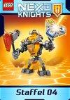 Poster LEGO Nexo Knights Staffel 4