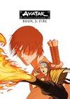 Poster Avatar - Der Herr der Elemente Buch 3: Feuer