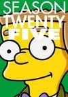 Poster Die Simpsons Staffel 25