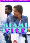 Poster Miami Vice Staffel 5