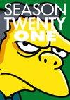 Poster Die Simpsons Staffel 21