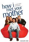 Poster How I Met Your Mother Staffel 1