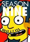 Poster Die Simpsons Staffel 9