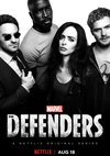 Poster Marvel's The Defenders Staffel 1