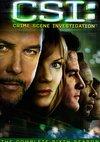 Poster CSI - Den Tätern auf der Spur Staffel 6