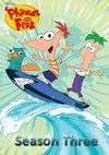 Poster Phineas und Ferb Staffel 3