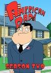 Poster American Dad! Staffel 2