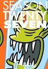 Poster Die Simpsons Staffel 27