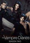 Poster Vampire Diaries Staffel 2