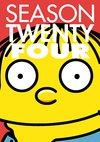 Poster Die Simpsons Staffel 24