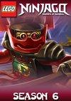 Poster Lego Ninjago: Meister des Spinjitzu Staffel 6: Luftpiraten