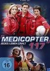 Poster Medicopter 117 – Jedes Leben zählt Staffel 4