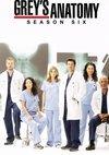 Poster Grey's Anatomy Staffel 6