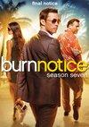 Poster Burn Notice Staffel 7
