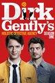 Poster Dirk Gentlys Holistische Detektei
