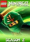 Poster Lego Ninjago: Meister des Spinjitzu Staffel 2: Das Jahr der Schlangen