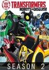 Poster Transformers: Getarnte Roboter Staffel 2