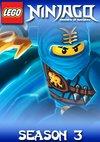 Poster Lego Ninjago: Meister des Spinjitzu Staffel 3: Ein Neustart