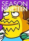 Poster Die Simpsons Staffel 19
