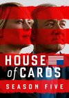 Poster House of Cards Staffel 5