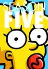 Poster Die Simpsons Staffel 5