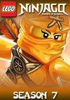Poster Lego Ninjago: Meister des Spinjitzu Staffel 7: Meister der Zeit