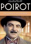 Poster Agatha Christie Poirot Collection Staffel 6