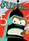 Poster Futurama Staffel 5