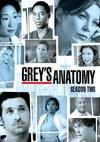 Poster Grey's Anatomy Staffel 2