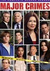 Poster Major Crimes Staffel 2