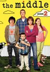 Poster The Middle Staffel 2