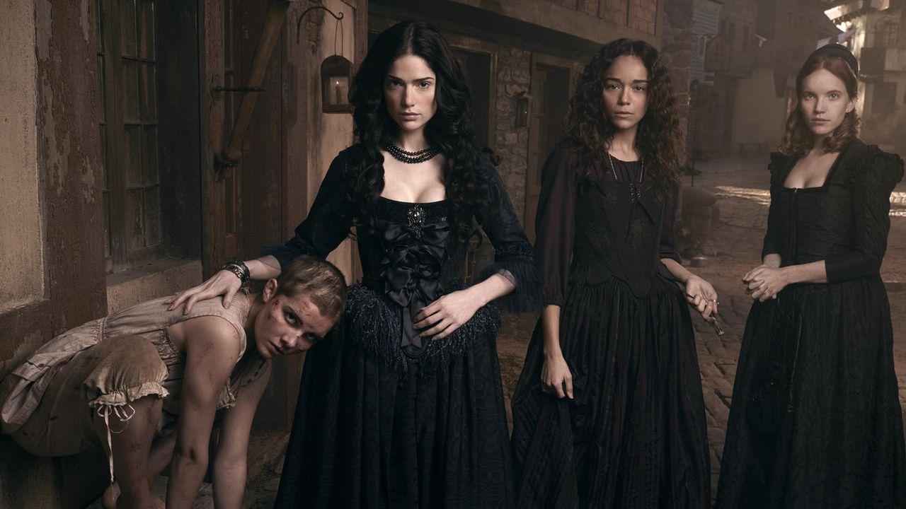 Salem Serien Stream