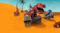 """""""Dinotrux""""-Namen: So heißen die kleinen Dinosaurier"""