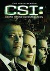 Poster CSI - Den Tätern auf der Spur Staffel 9