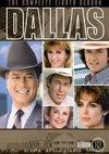 Poster Dallas Staffel 8