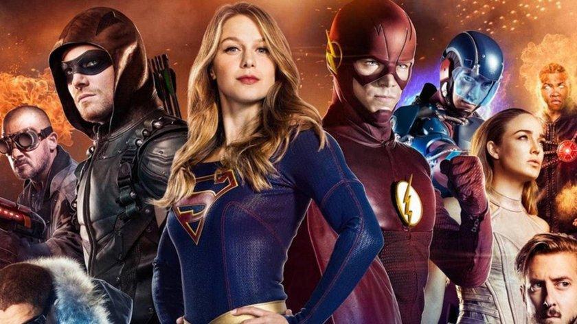 """""""Arrowverse""""-Reihenfolge: So schaut ihr die DC-Serien richtig"""