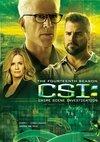 Poster CSI - Den Tätern auf der Spur Staffel 14