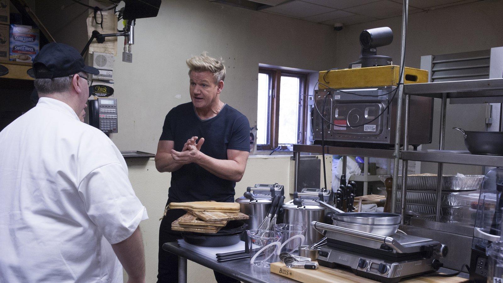 Gordon Ramsay In Teufels Küche Stream