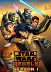 Poster Star Wars Rebels Staffel 1
