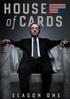 Poster House of Cards Staffel 1