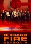 Poster Chicago Fire Staffel 8