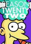 Poster Die Simpsons Staffel 22