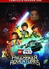 Poster Lego Star Wars: Die Abenteuer der Freemaker Staffel 1