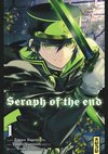 Poster Seraph of the End: Vampire Reign Vampire Reign
