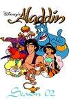 Poster Disneys Aladdin Staffel 2