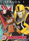Poster Transformers: Getarnte Roboter Staffel 1