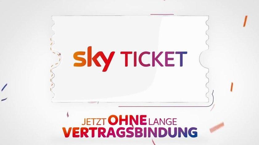 Sky Ticket auf Samsung TV: Wie funktioniert das?