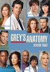 Poster Grey's Anatomy Staffel 3