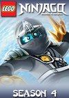 Poster Lego Ninjago: Meister des Spinjitzu Staffel 4: Wettkampf der Elemente