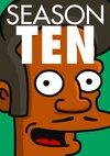 Poster Die Simpsons Staffel 10
